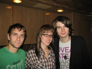 The-Academy-Is-William-Beckett-Adam-Siska-Tour-Bus-Starland-Ballroom-Sayreville-NJ-November-2008