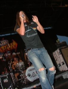Photos: The Red Jumpsuit Apparatus – Warped Tour 2007