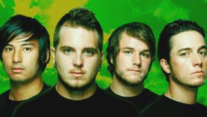 Interview: Thrice – Summer 2003