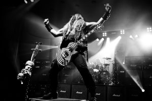 My First Show: Black Label Society, American Head Charge