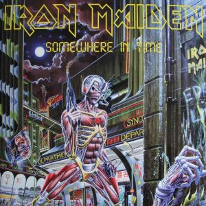 Life-Changing Album: Iron Maiden – Somewhere in Time
