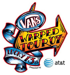Show Review: Warped Tour 2007 – Raceway Park