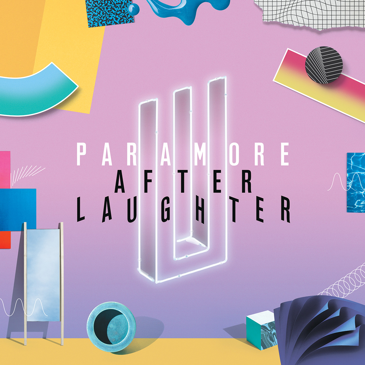 Album Review Paramore After Laughter Stars And Scars