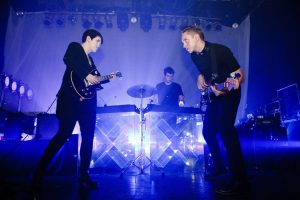 Show Review: The xx, Sampha
