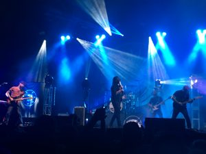 Show Review: Taking Back Sunday – Riot Fest