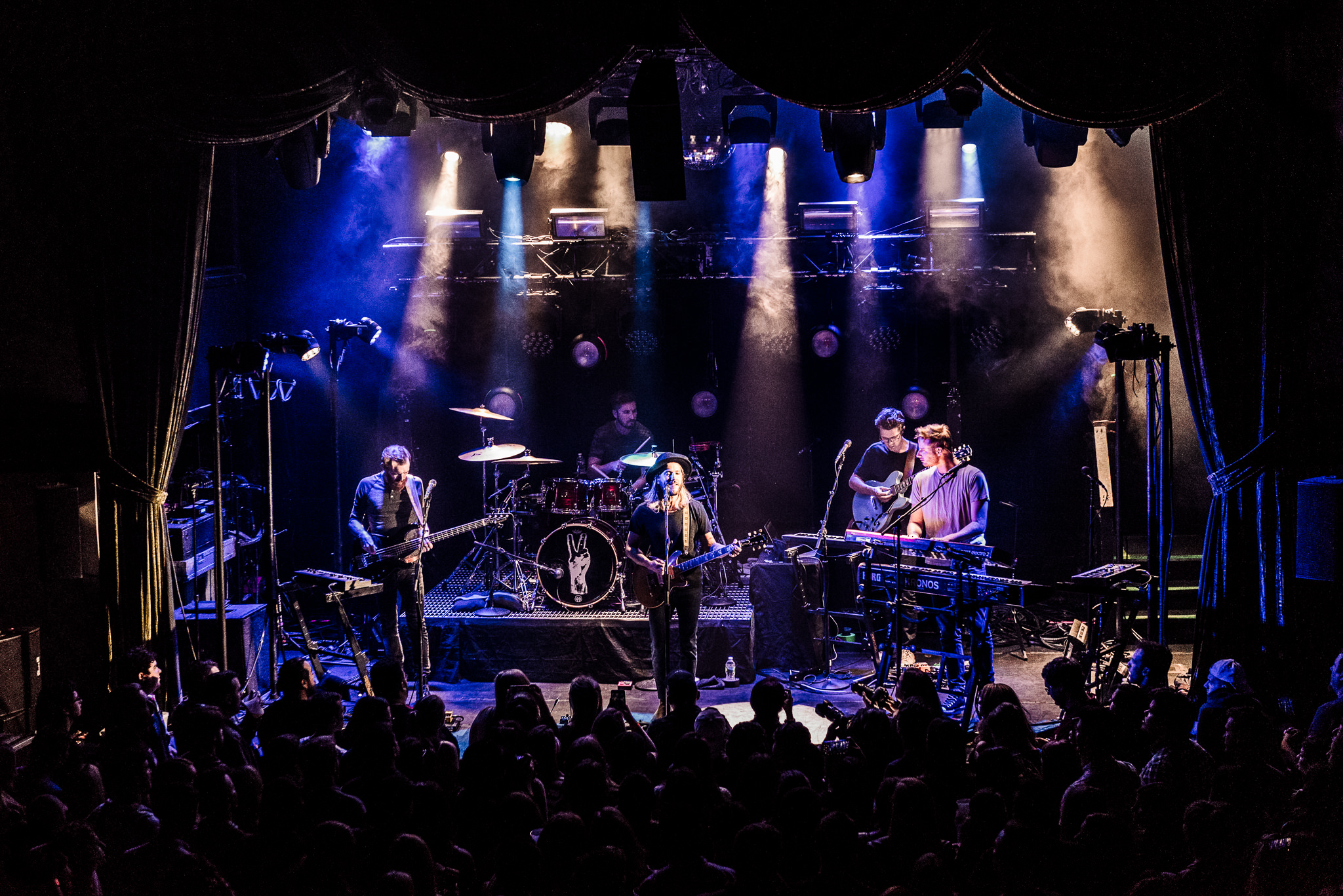 Moon Taxi Irving Plaza New York City