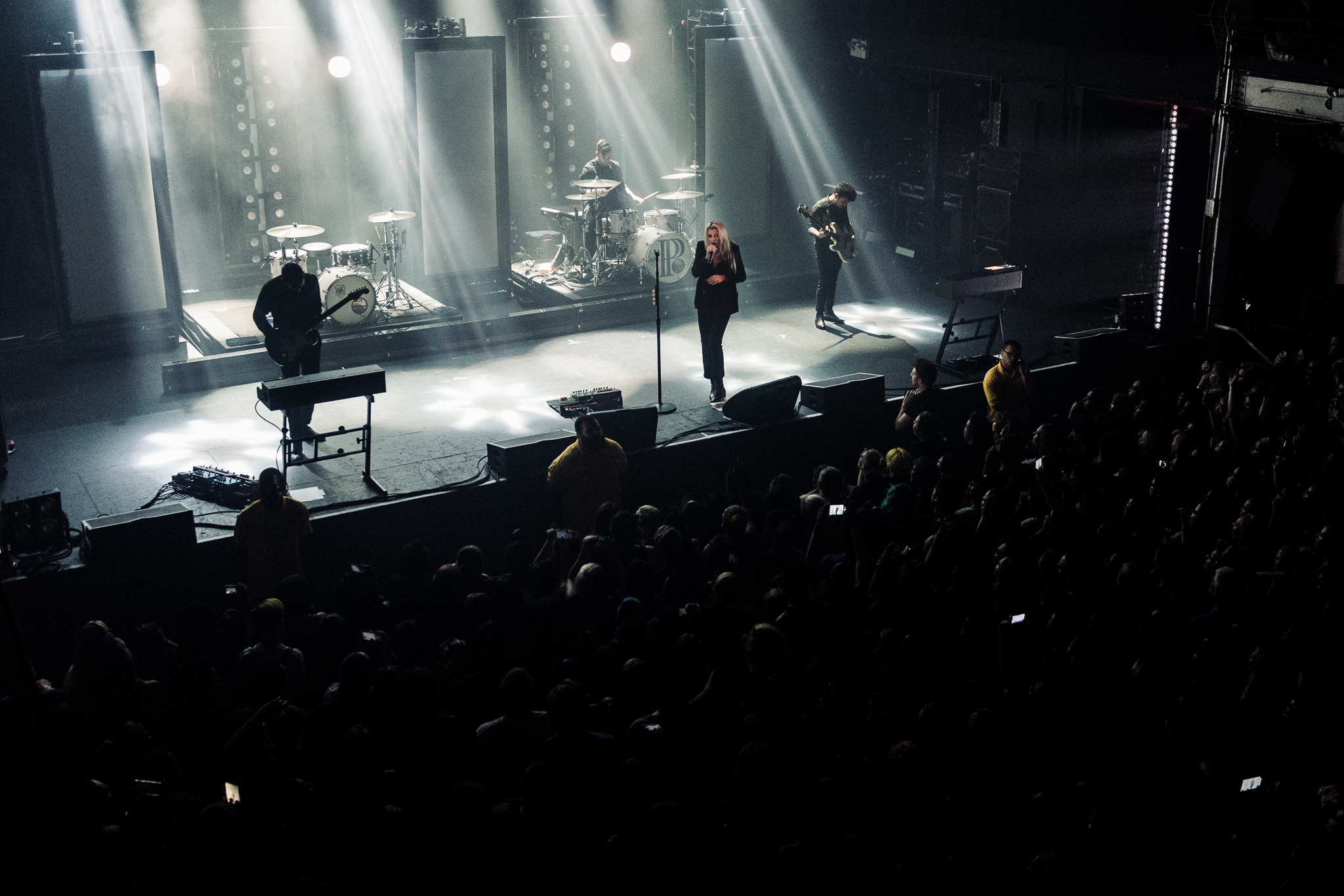 PVRIS Terminal 5 New York City