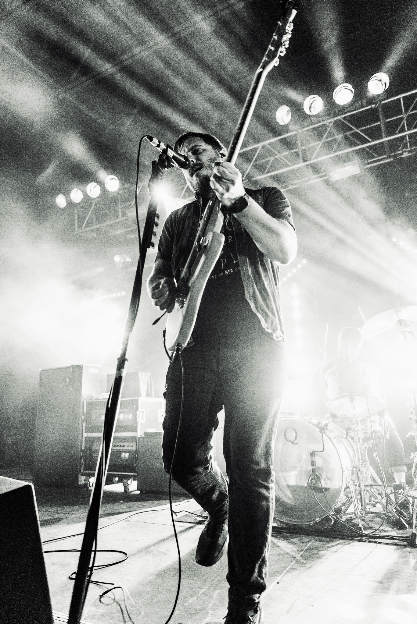 Thrice Starland Ballroom NJ Stars and Scars Photo