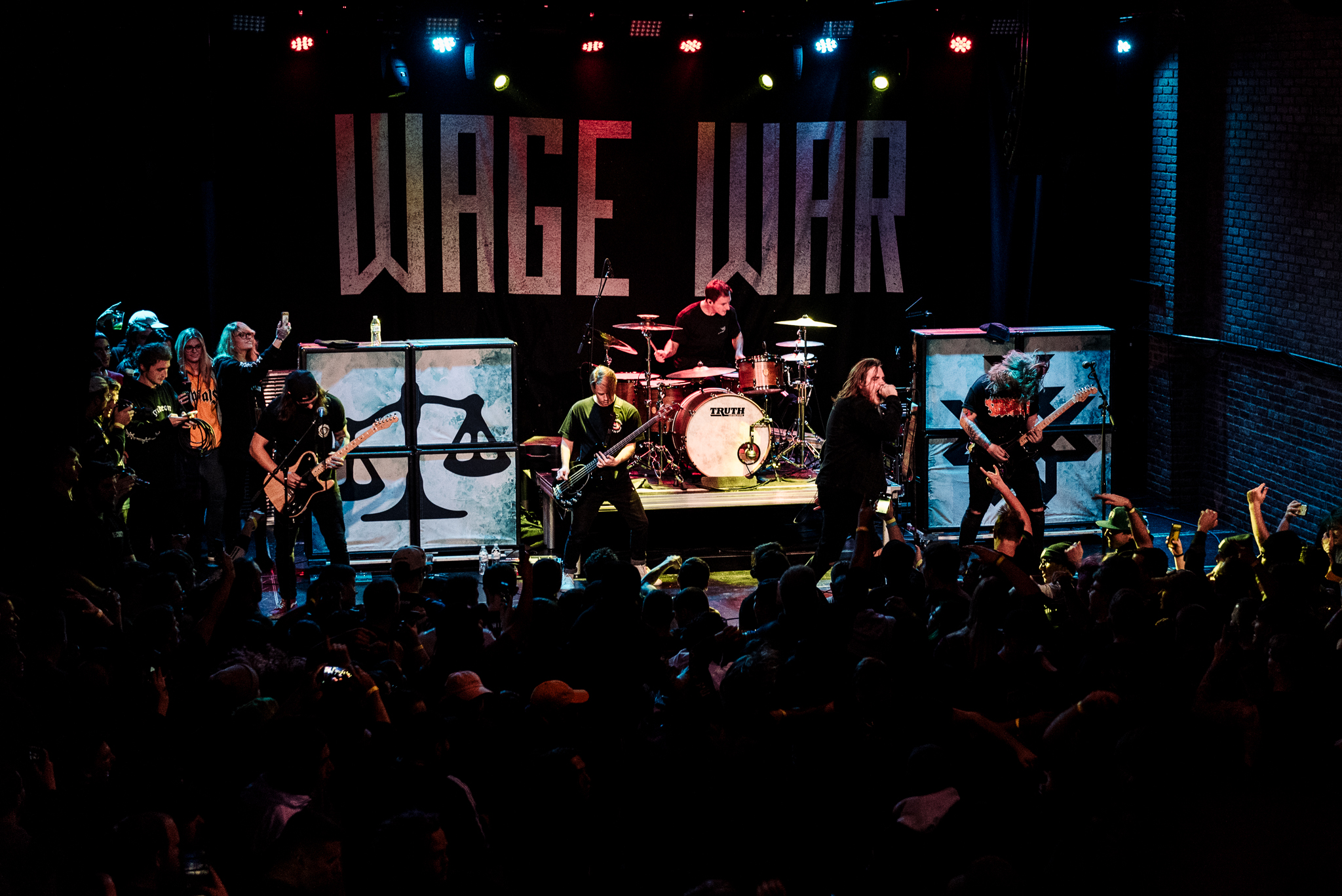 Wage War House of Independents Asbury Park NJ