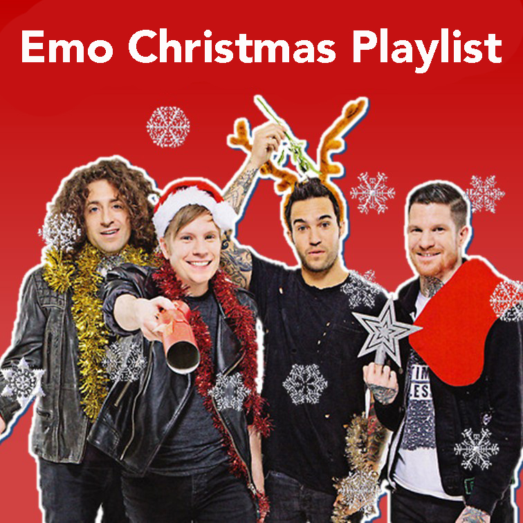 Emo Christmas Playlist