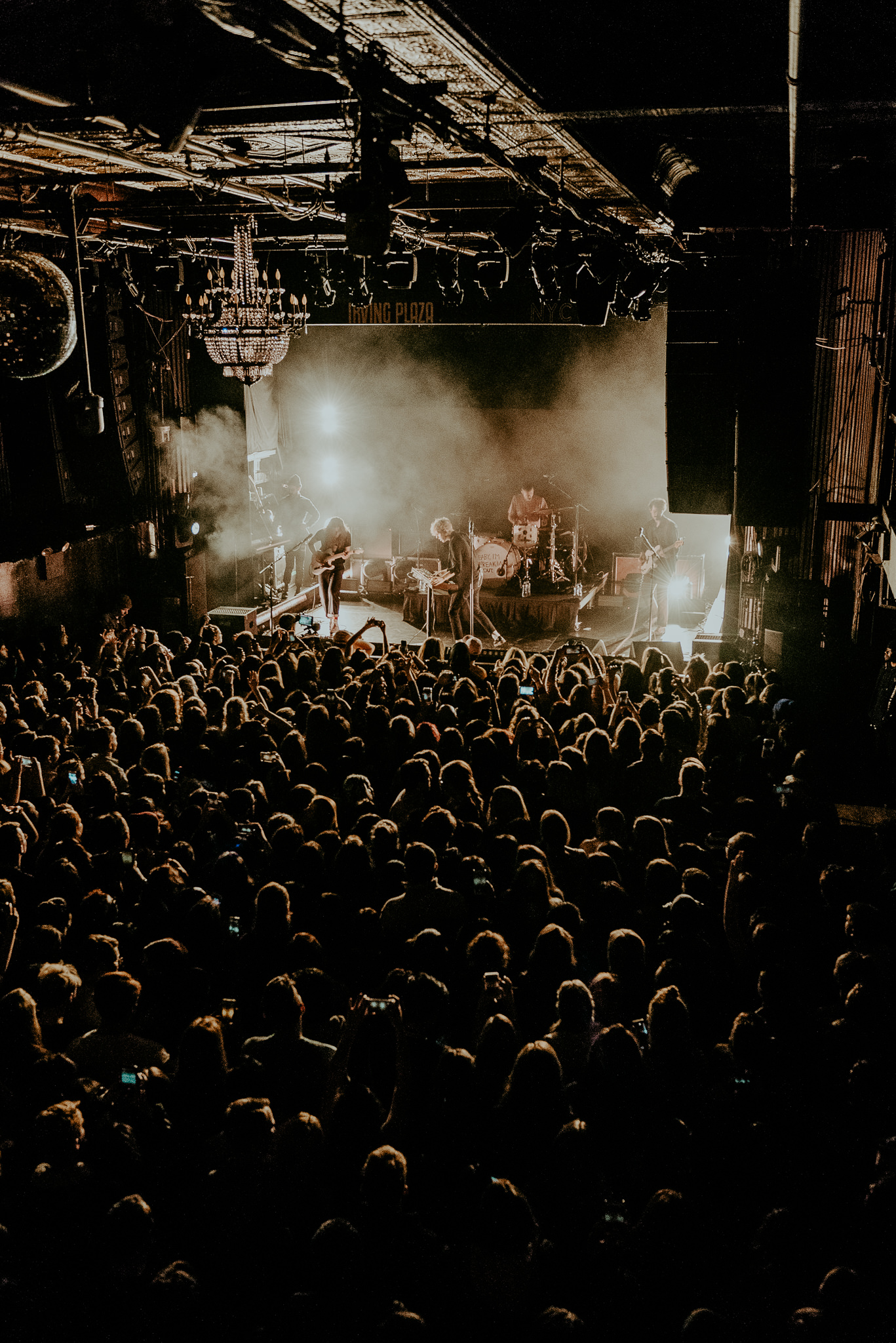 COIN Irving Plaza Stars and Scars Photo