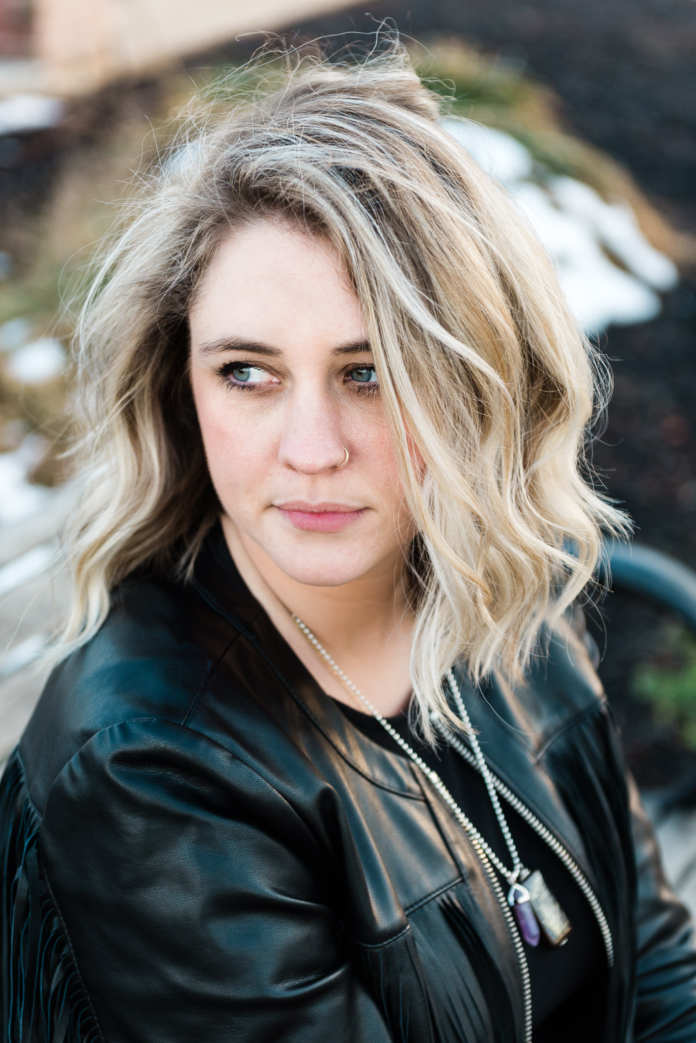 Caisy Lynn Falzone Stars and Scars Photo