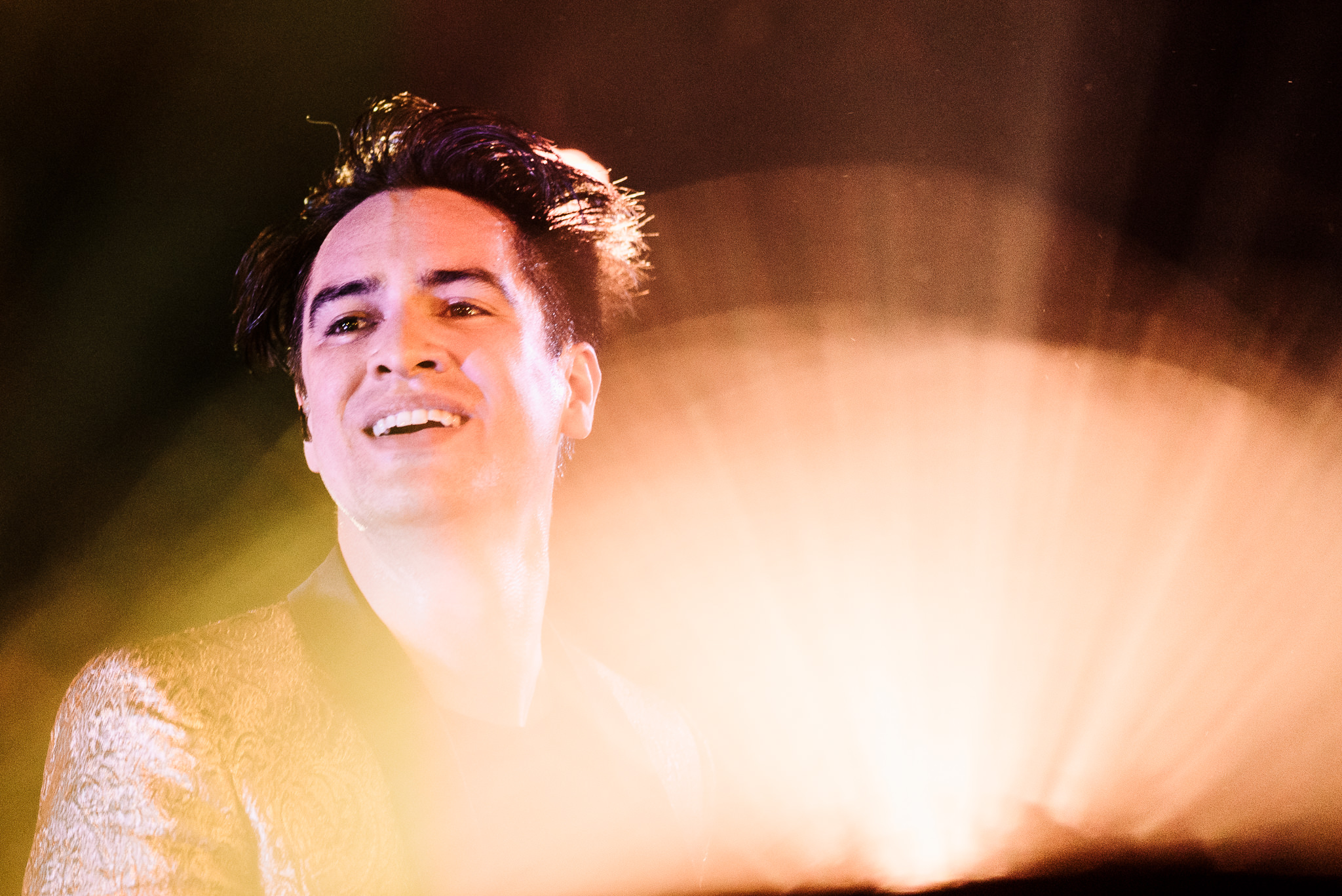 Panic! at the Disco The Stone Pony Stars and Scars Photo