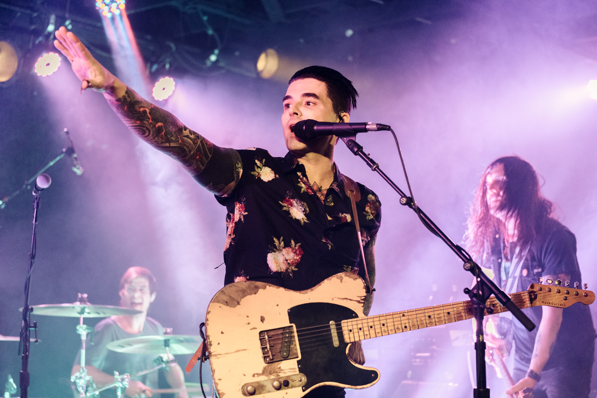 Dashboard Confessional The Stone Pony Stars and Scars Photo