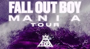 Fall Out Boy Mania Tour