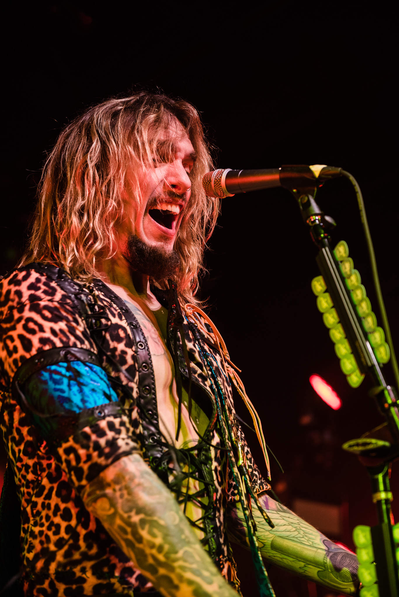 The Darkness Starland Ballroom Tour de Prance Stars and Scars Photo