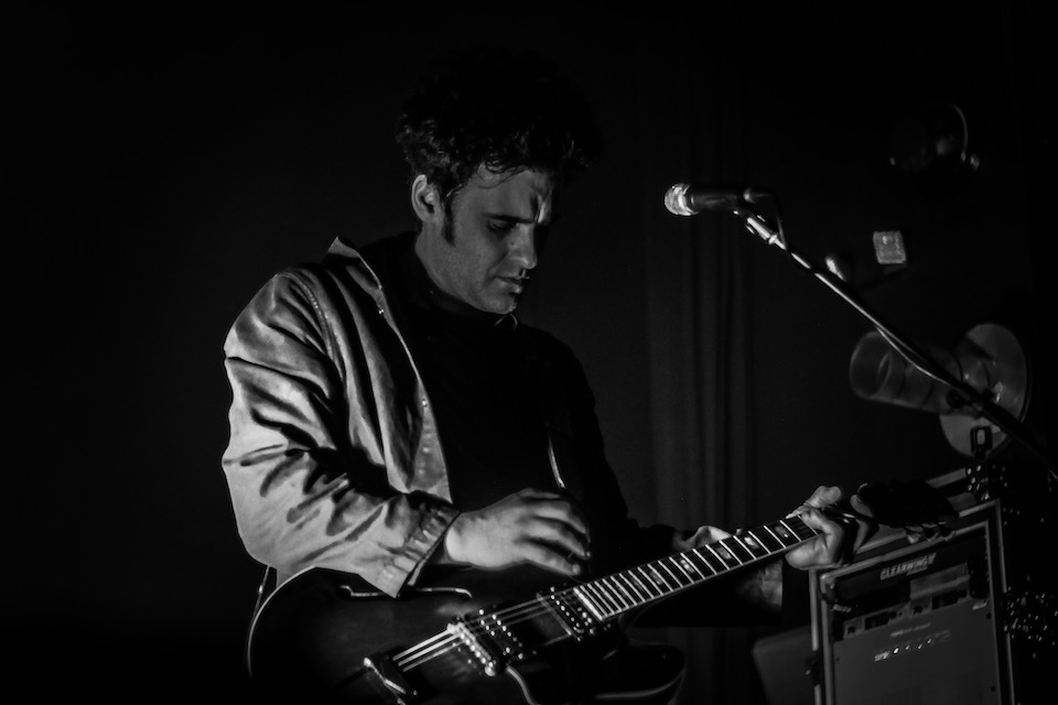 Black Rebel Motorcycle Club White Eagle Hall-1