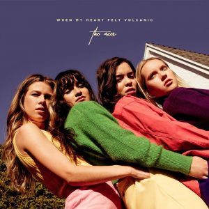 Album Review: The Aces – When My Heart Felt Volcanic