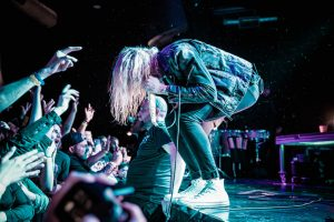 Photos: Underoath, Dance Gavin Dance, Veil of Maya, Limbs – Fête Music Hall