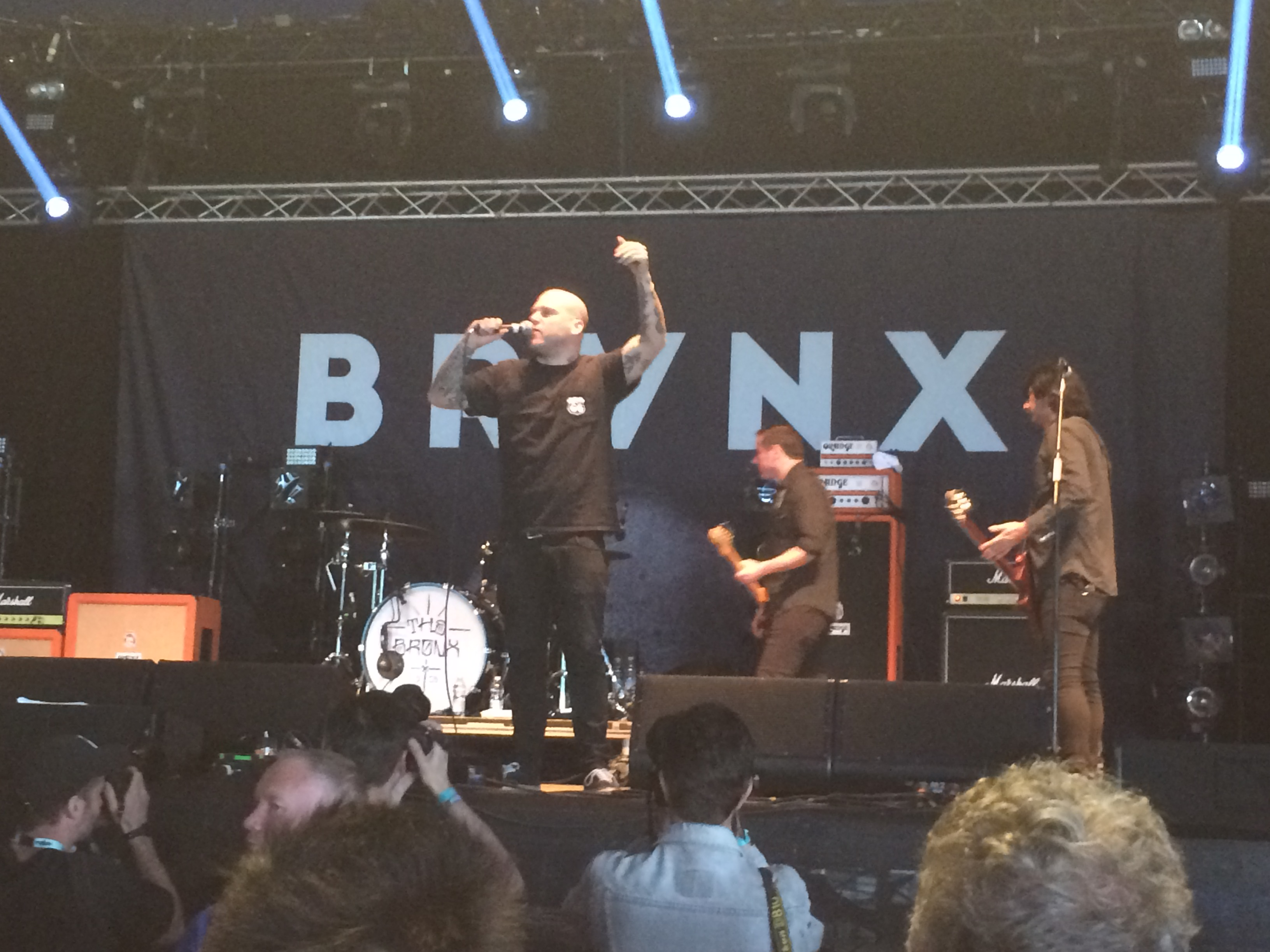 The Bronx Download Festival