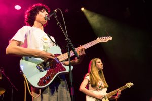 Photos: Calpurnia – Irving Plaza