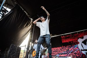 Photos: Crown the Empire – Warped Tour 2018