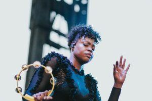 Photos: Fitz and the Tantrums – Basilica Block Party