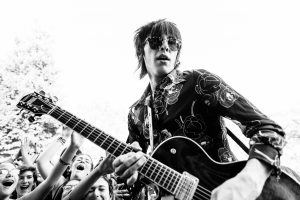 Palaye Royale Warped Tour 2018 PNC Bank Arts Center Holmdel NJ Stars and Scars Photo