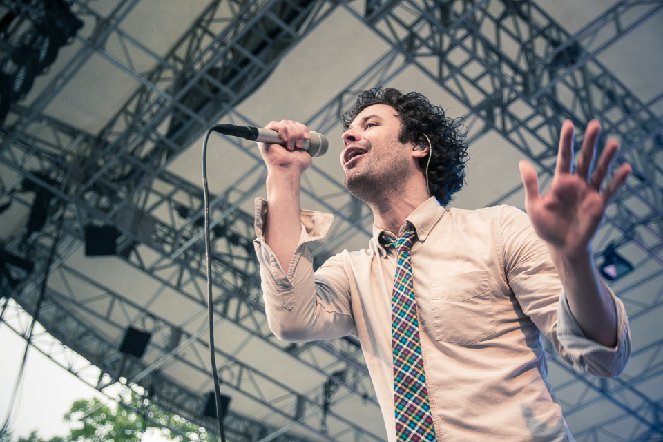 Passion Pit Ozy Fest Rumsey Playfield NYC