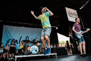 Real Friends Warped Tour 2018 PNC Bank Arts Center Holmdel NJ Stars and Scars Photo
