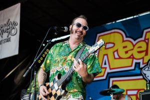 Reel Big Fish Warped Tour 2018 PNC Bank Arts Center Holmdel NJ Stars and Scars Photo