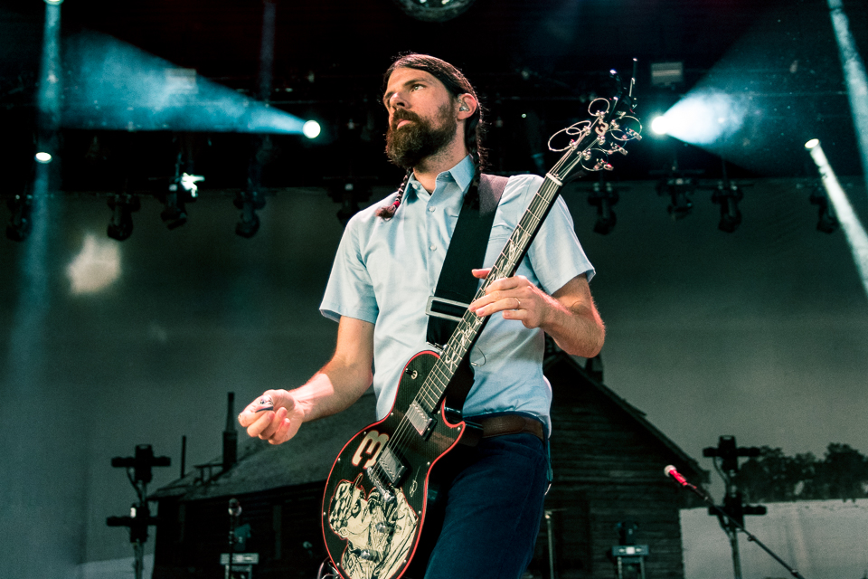 The Avett Brothers PNC Bank Arts Center