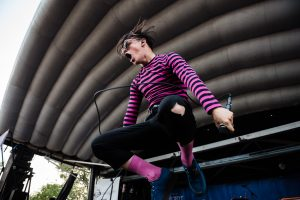 Photos: Yungblud – Warped Tour 2018