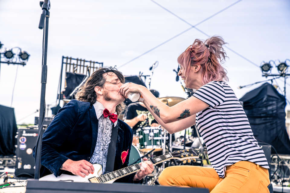 Beach Slang Shadow of the City The Stone Pony Summer Stage