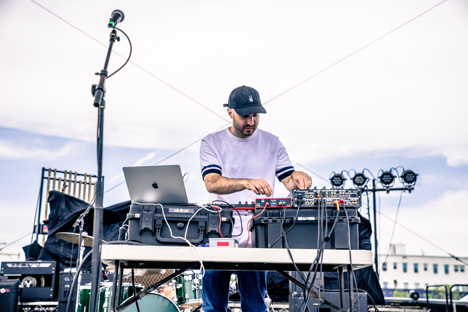 Clams Casino Shadow of the City The Stone Pony Summer Stage