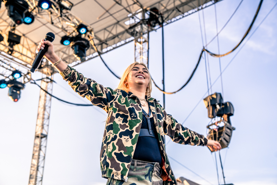 Hayley Kiyoko Shadow of the City The Stone Pony Summer Stage