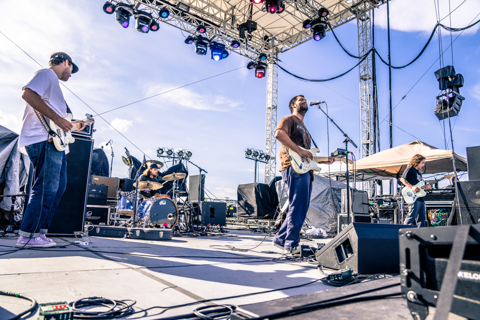 Turnover Shadow of the City The Stone Pony Summer Stage