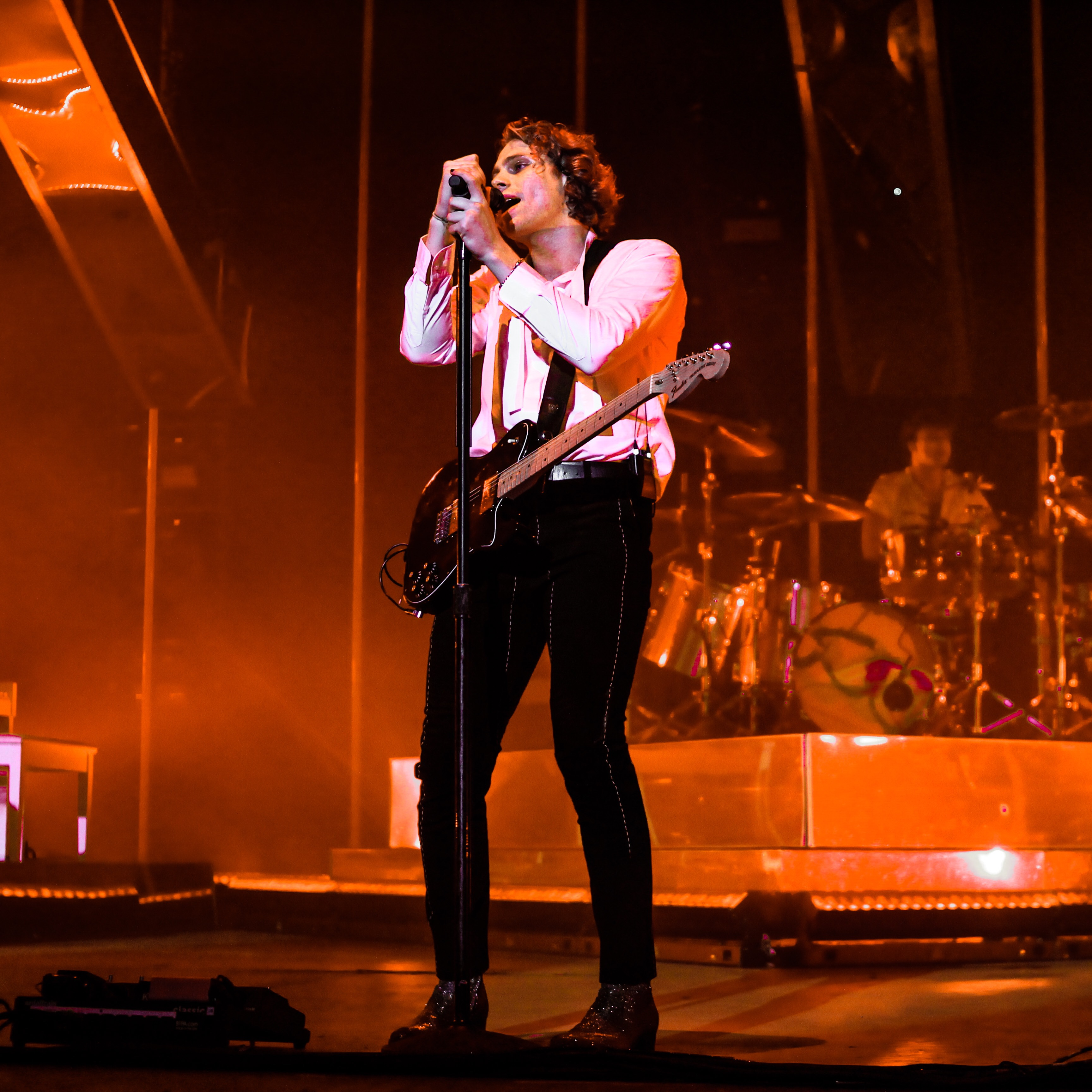 5 Seconds of Summer PNC Bank Arts Center