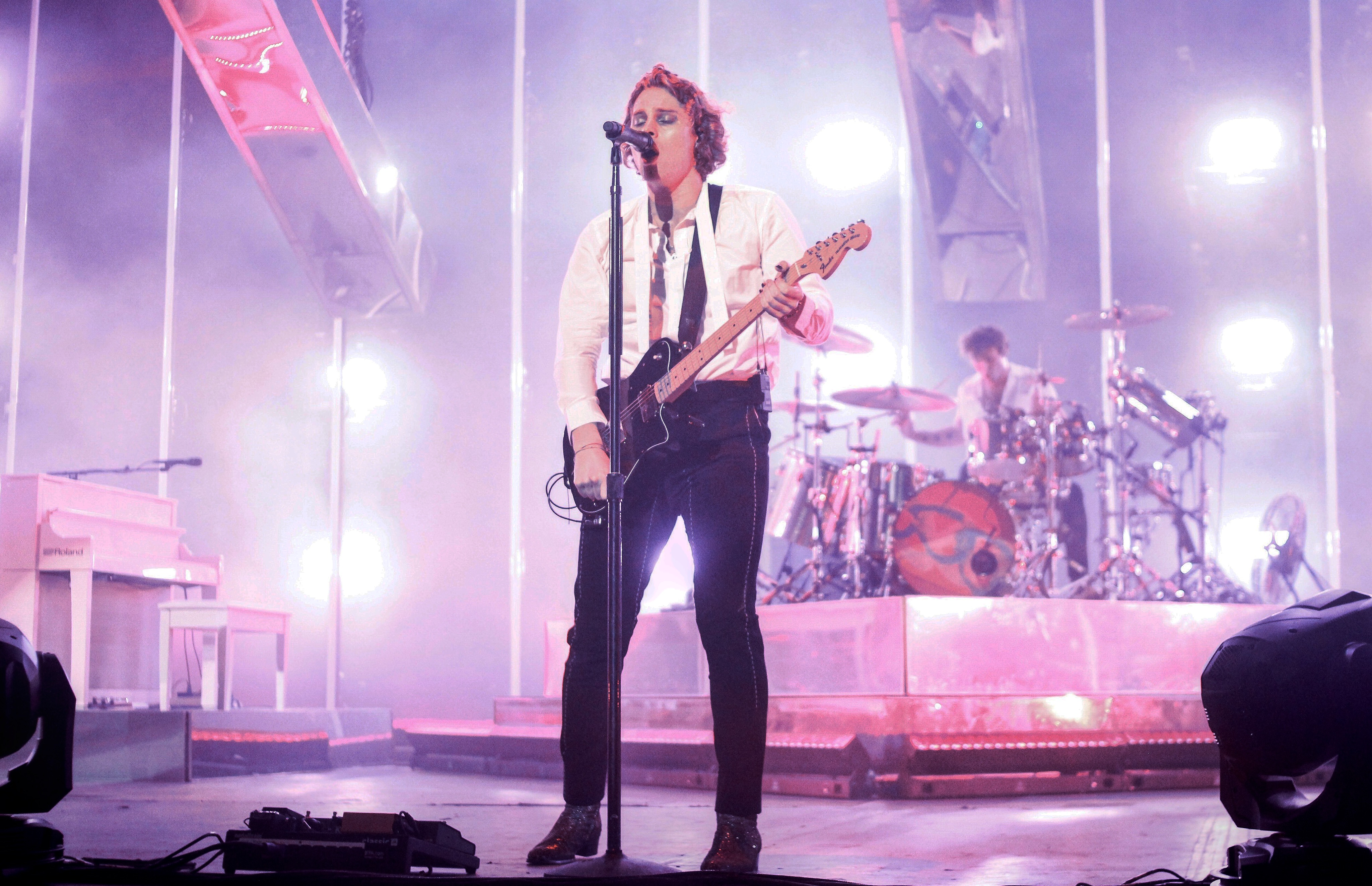 Photos: 5 Seconds of Summer - PNC Bank Arts Center | Stars