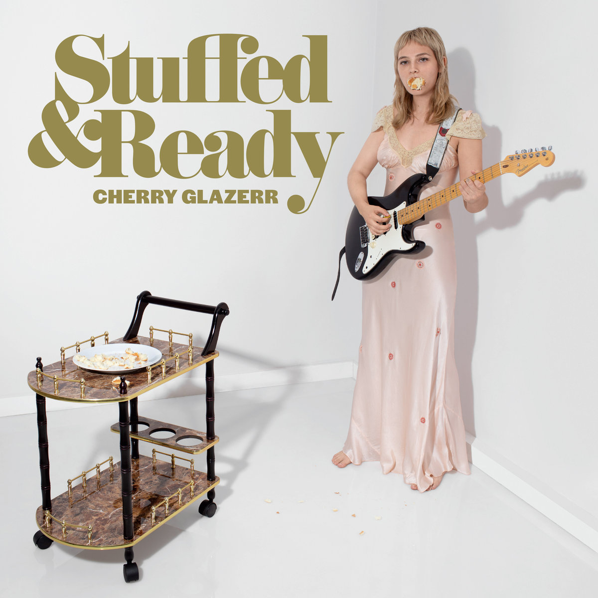 Cherry Glazerr Stuffed and Ready