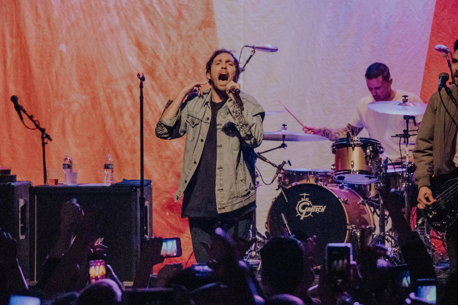 You Me At Six Gramercy Theatre
