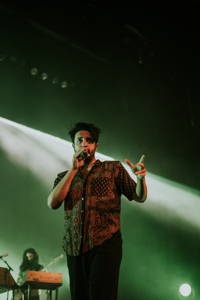 Young the Giant Hoyt Sherman Place