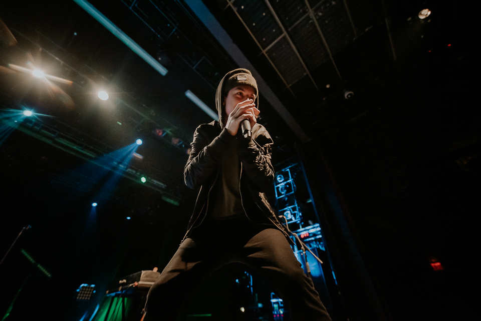 Grieves Playstation Theatre