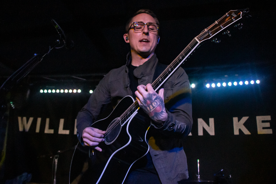 William Ryan Key Baby's All Right
