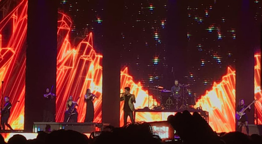 Show Review: Panic! at the Disco - O2 Arena | Stars and Scars
