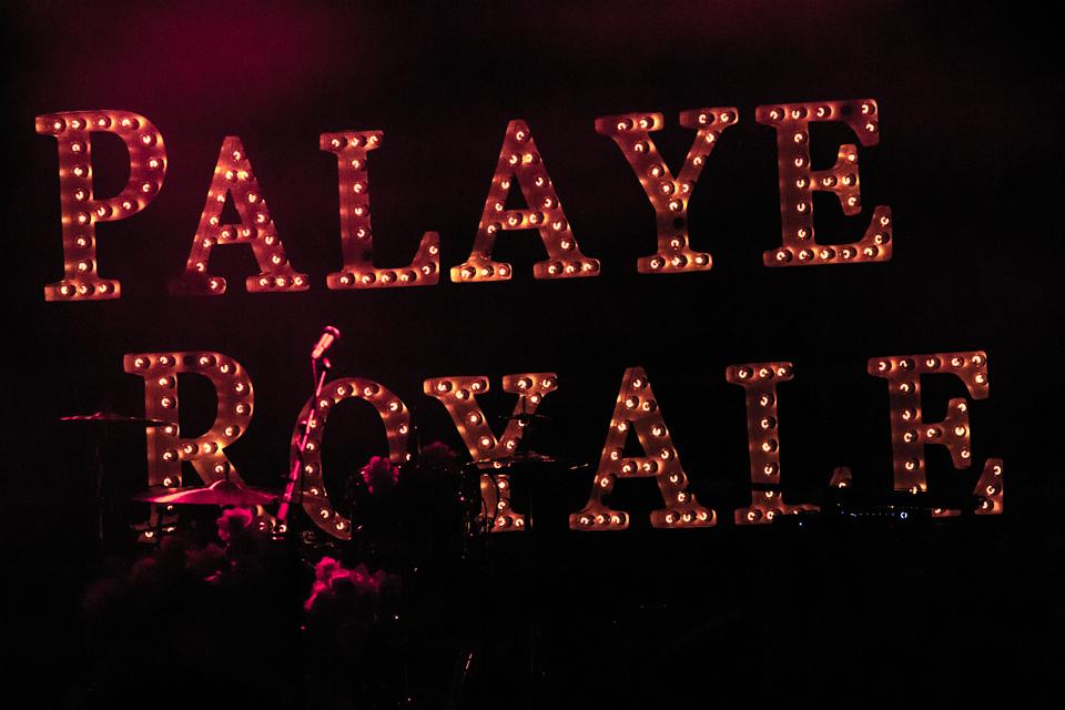 Palaye Royale Irving Plaza