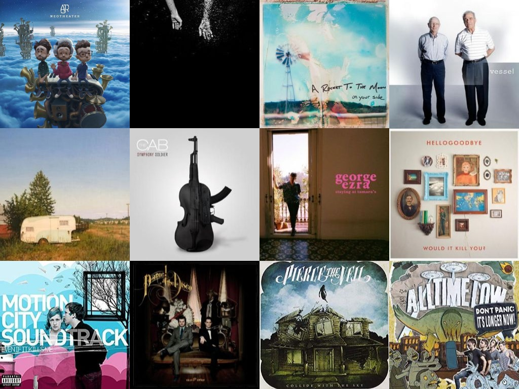 12 Great Albums from Start to Finish