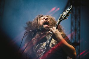 Coheed and Cambria Stone Pony Summer Stage Stars and Scars Photo
