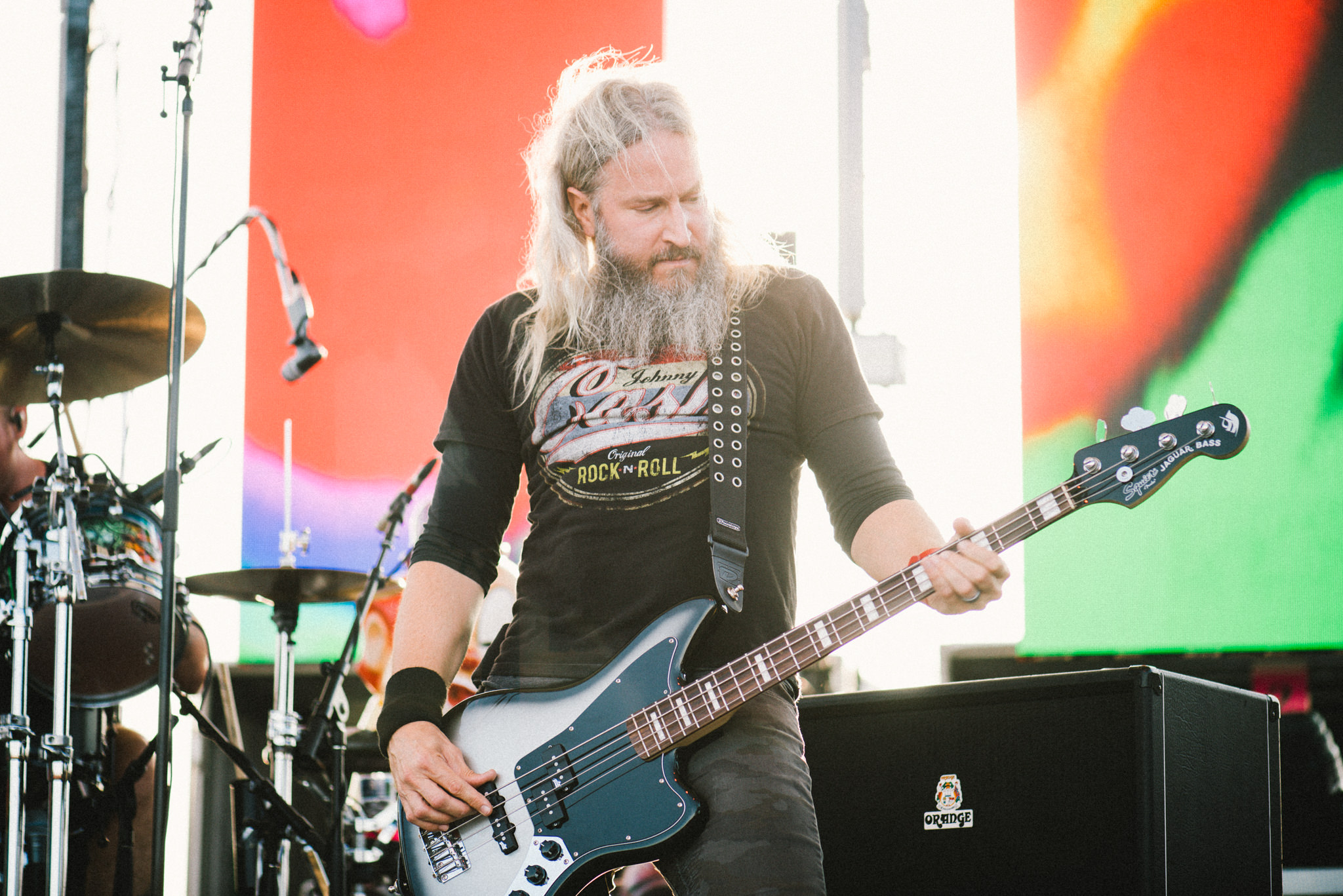 Mastodon Stone Pony Summer Stage Stars and Scars Photo