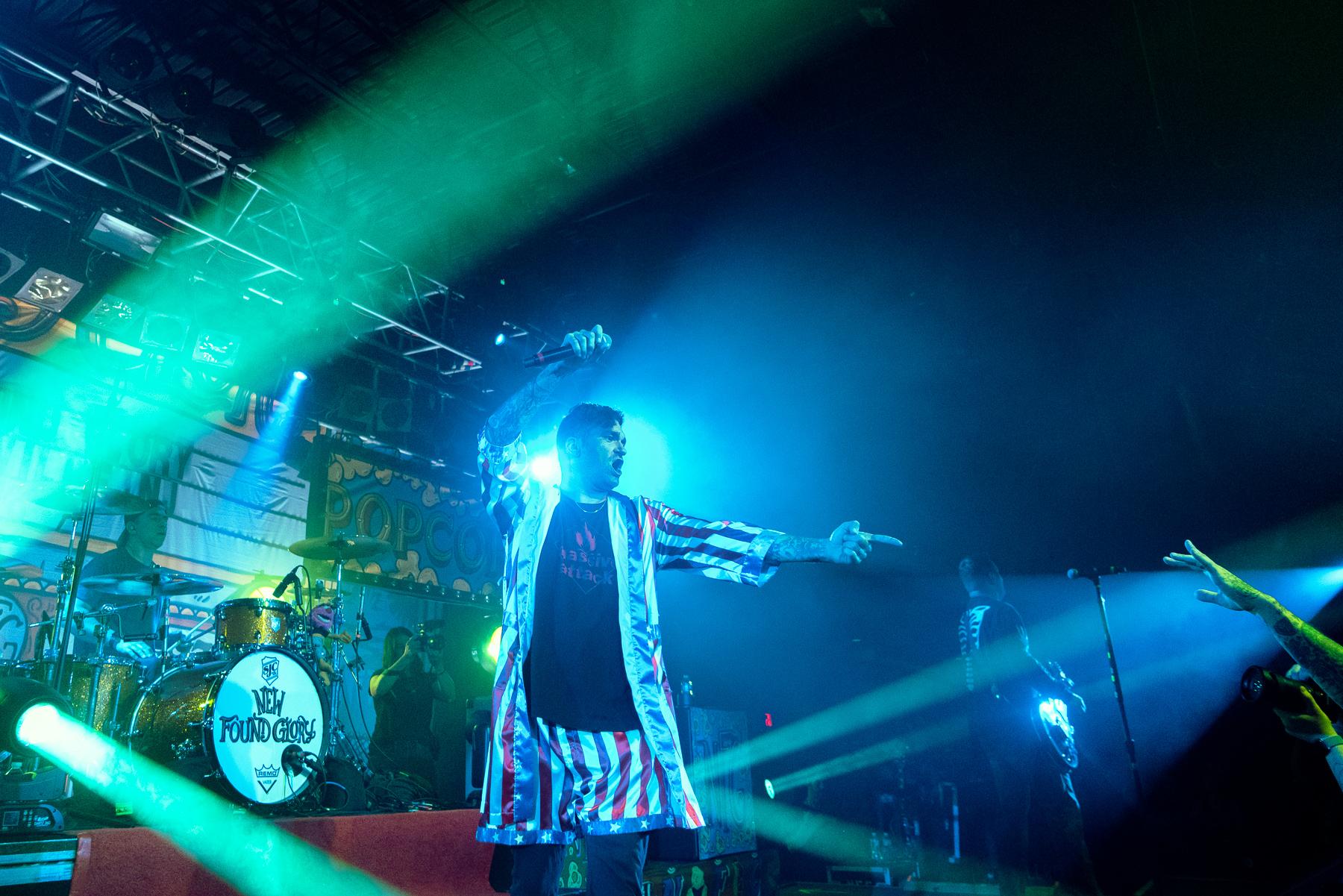 New Found Glory Starland Ballroom